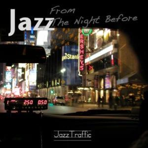 CD van Jazz Trio JazzTraffic met romantische jazzy muziek