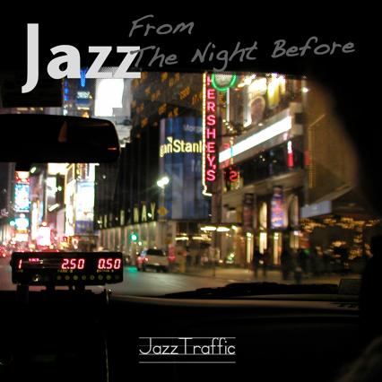 CD Jazz Trio JazzTraffic live achtergrondmuziek