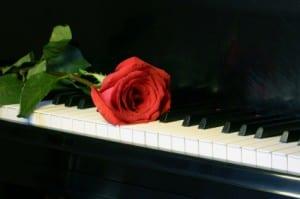 Romantische Pianomuziek voor een receptie of diner