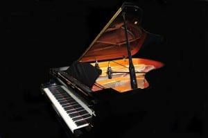 Live Achtergrondmuziek met pianist Foto Erwin Wittenberg