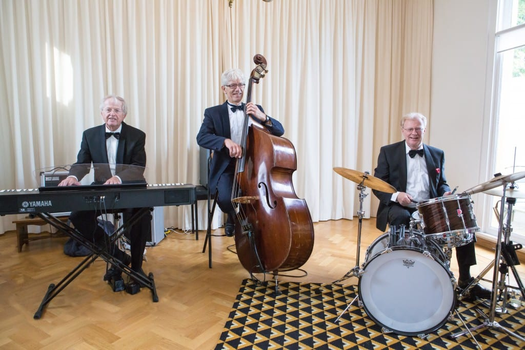 Jazz Band Bruiloft met JazzTraffic Trio
