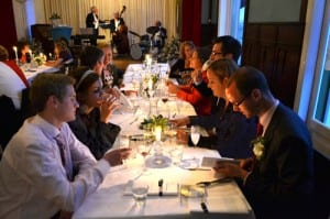 Bruiloft Diner Muziek