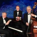 Pianomuziek met het jazz trio voor bruiloft receptie en diner