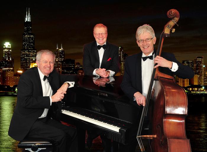 Live achtergrondmuziek Jazz Trio