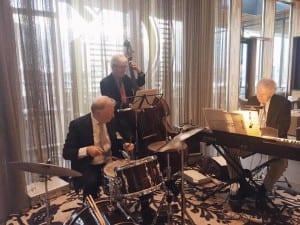 Live jazz muziek met het JazzTraffic Trio