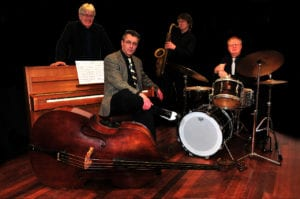 Jazz Trio JazzTraffic met saxofonist Chris Dee