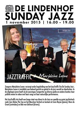 Jazz Trio JazzTraffic met Marjoleine Leene